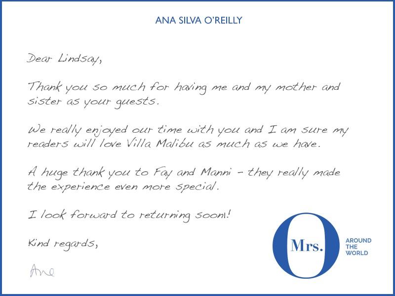 Villa Malibu Marbella Review