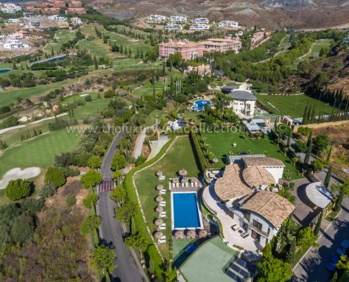 Luxury 10 bedroom Marbella Villa