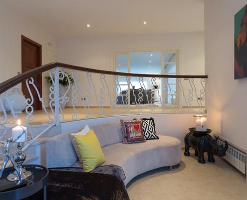 Stylish luxury villa rental Marbella