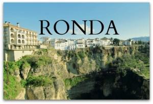 Luxury villas near Ronda