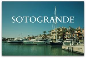 Luxury destination Sotogrande