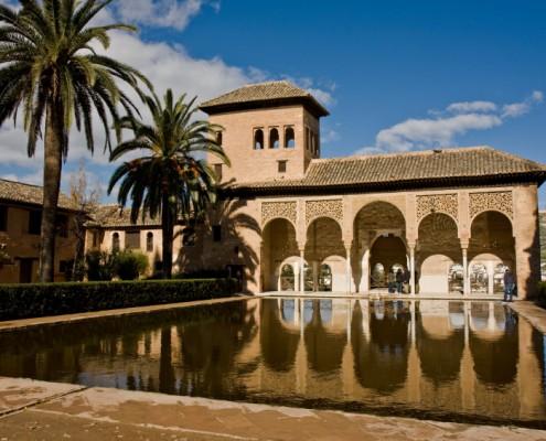 Visiting Granada Andalucia