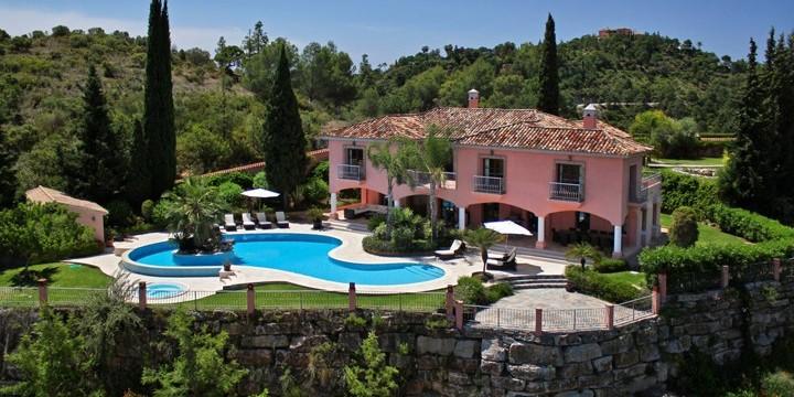 Luxury Villa San Bernardo El Madronal