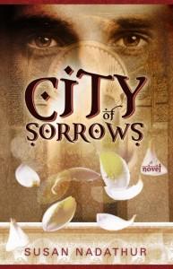 Novel set in Seville, Andalucia; City of Sorrows