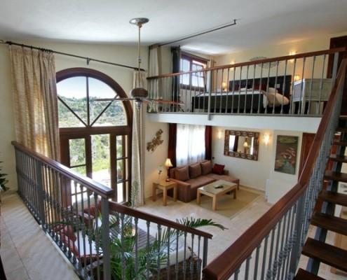 Separate apartment in luxury hacienda
