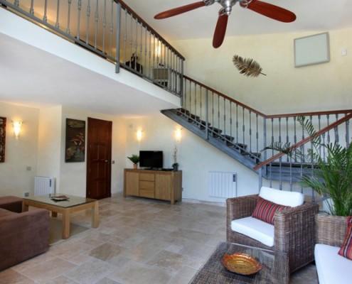 Apartment in luxury hacienda
