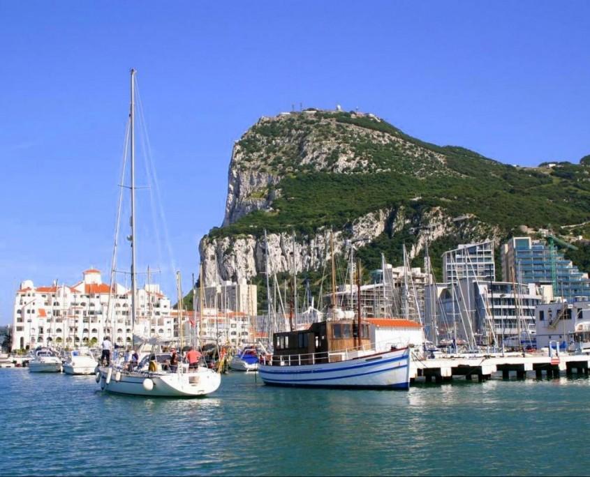 Sotogrande shopping in Gibraltar