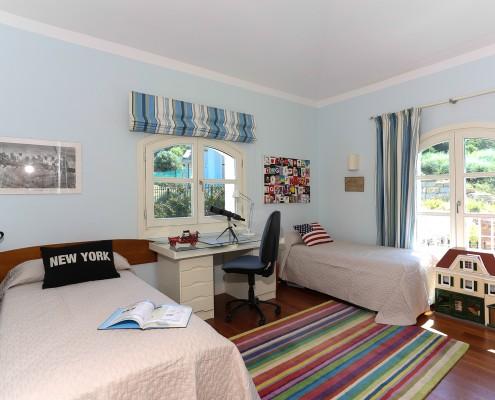 villa childrens room