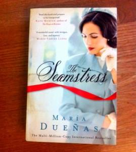 Spanish summer reading, The Seamstress by Maria Duenas