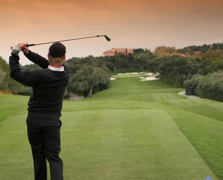 Golf villas Benahavis and San Pedro