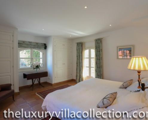 Villa La Toscana ground floor suite