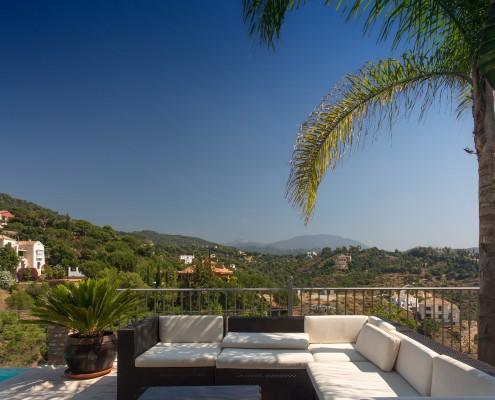 Views from Gran Hacienda Florentina