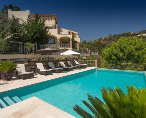 Gran Hacienda Florentina private pool