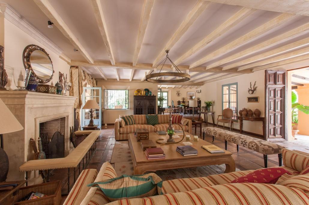 5 Bedroom Cortijo Villa In Sotogrande El Chorrito Luxury