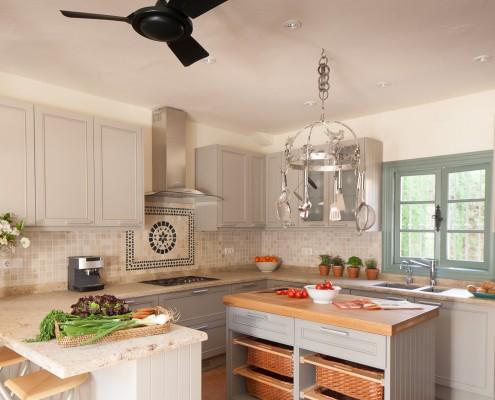 Sotogrande cortijo kitchen