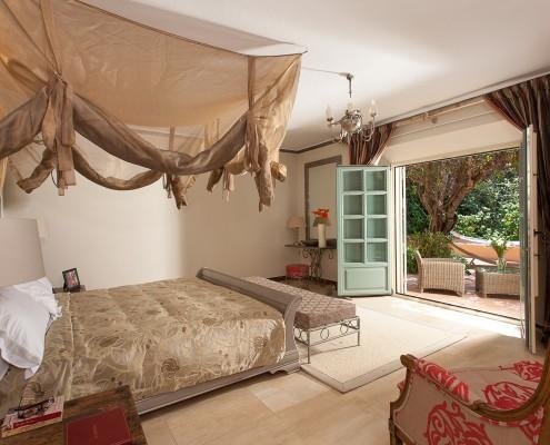 Cortijo master bedroom suite