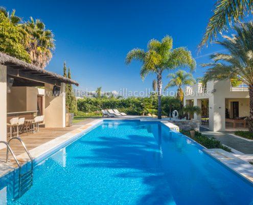 Villa Nuevo Banus luxury villa