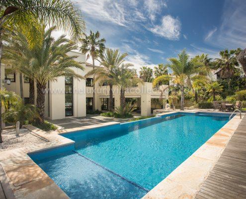 Villa Nuevo Banus Puerto Banus luxury villa