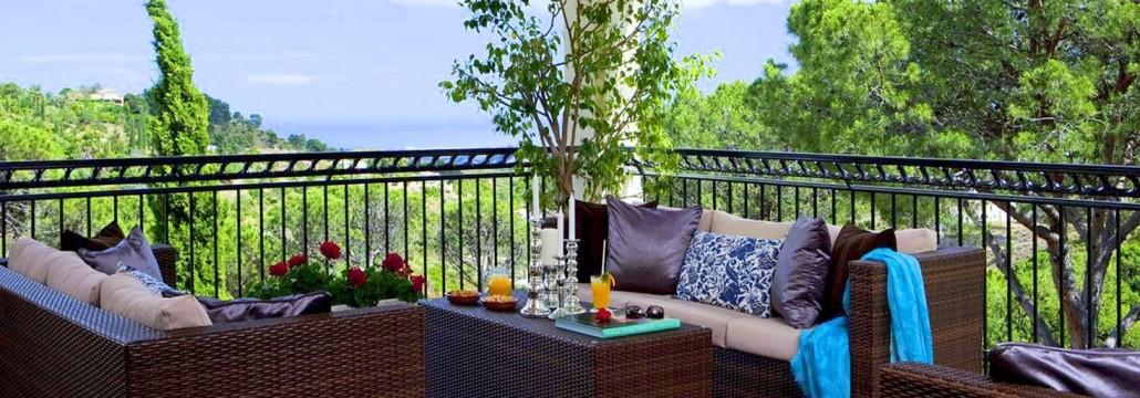 Private villa retreat in El Madronal