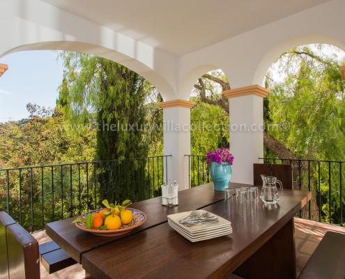 villa rental spain