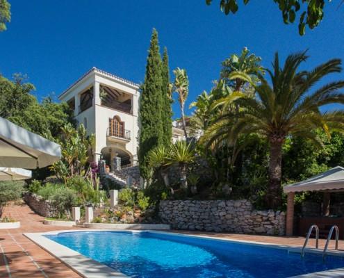 wedding villa venue marbella