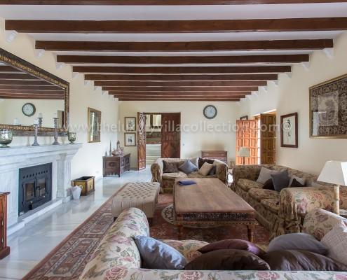 luxury large villa Marbella rental