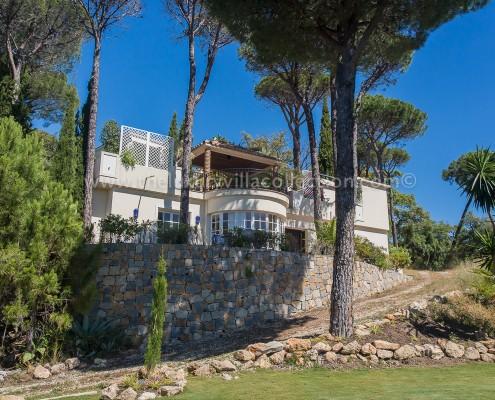wedding venue villa rental marbella