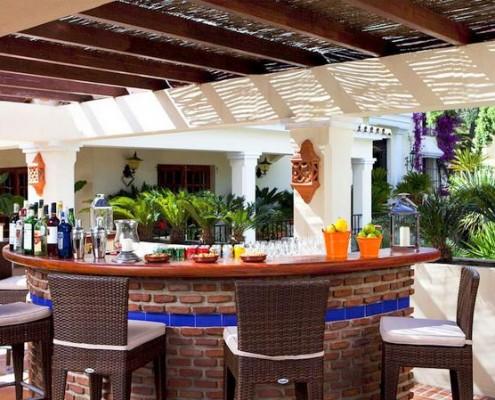 villa madronal 1 cocktail bar wedding party celebration rental