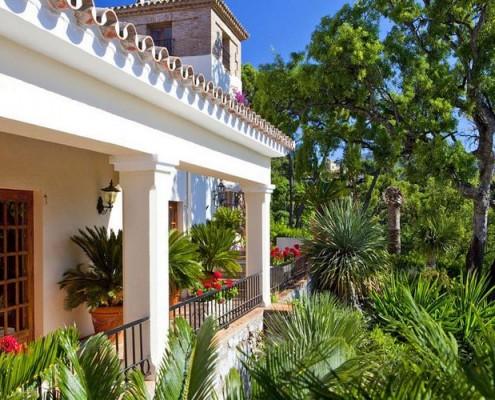 Luxury villa in El Madronal Marbella
