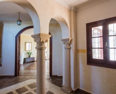 Andaluscian villa rental Spain rustic
