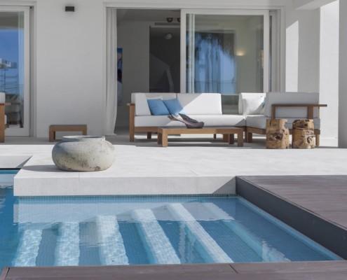 Contemporary Ibiza style villa