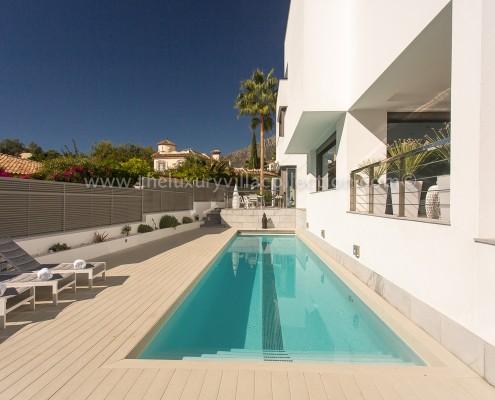 Marbella modern Villa Solise