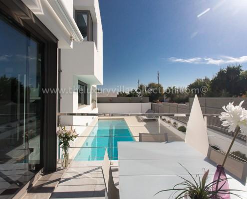 Villa Solise Marbella modern villa
