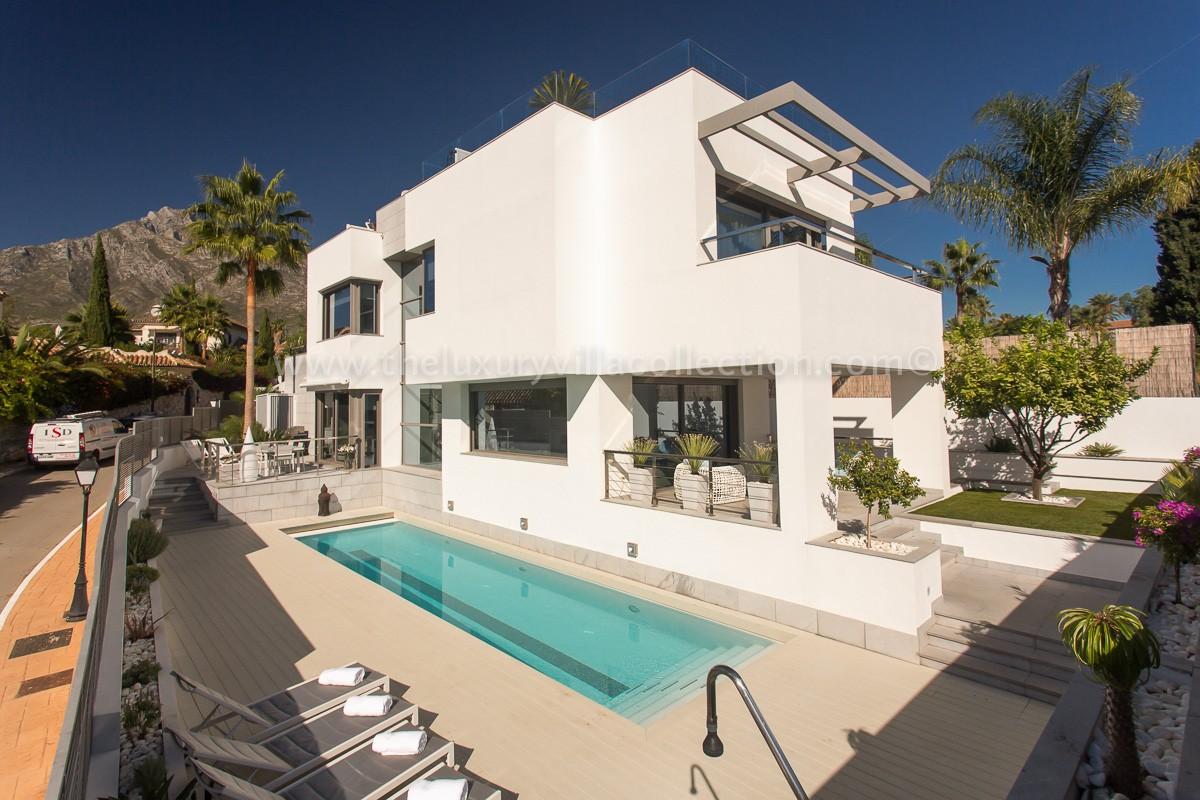 Stunning 4 Bedroom Villa In Marbella Luxury Villa Collection