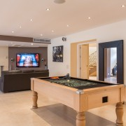 rental villa games room Marbella