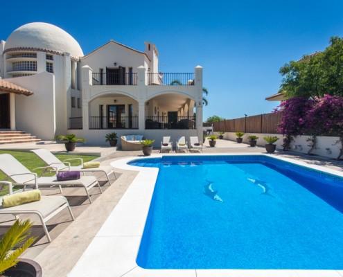 Villa Marco, Marbella luxury villa rental