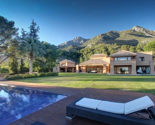 Luxury Villa Marbella Sierra Blanca rental