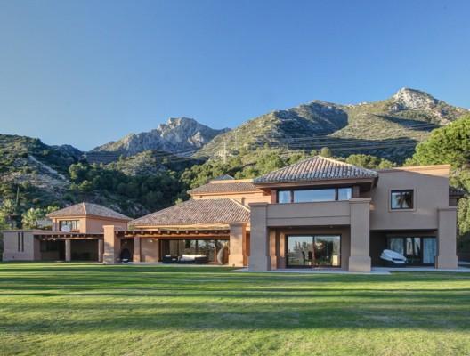 Sierra Blanca luxury villa Marbella