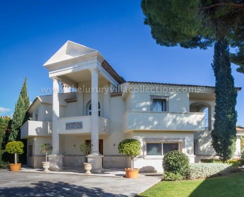 Villa Jeni, beach villa Marbella