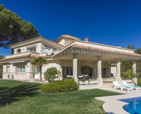 Villa Jeni Los Monteros East Marbella