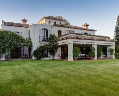 Vilal DaVinci Andalucian luxury villa