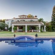 Luxury family villa DaVinci Marbella
