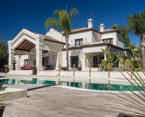 Luxury Villa Monterey Puerto Banus