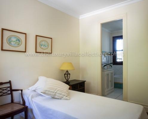 Villa DaVinci staff quarters