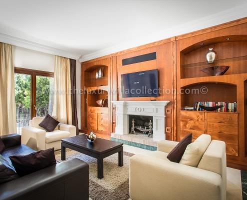 Villa Monterey Puerto Banus TV den