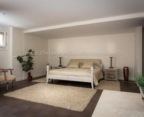 Villa Monterey Marbella guest room lower floor