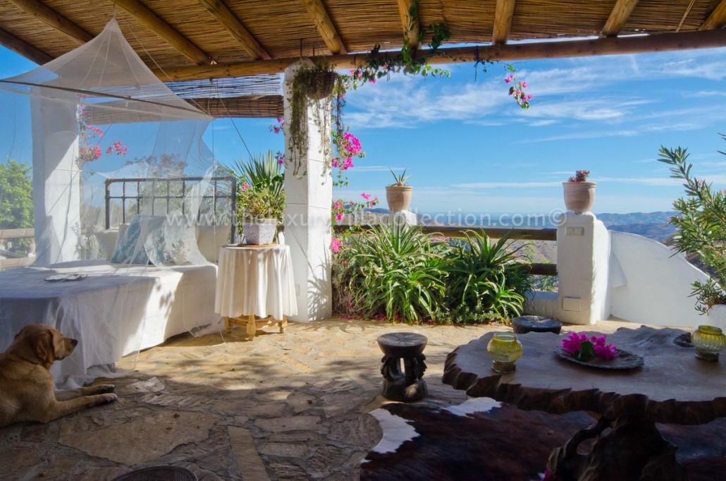Views Malaga Villa Rental Spain ...