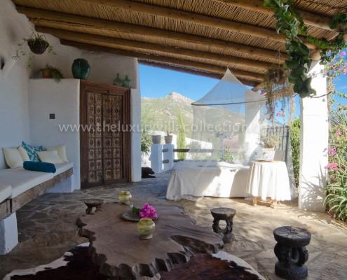 rental villa Malaga celebration birthday