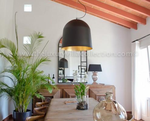 Andalusia stylish villa rental