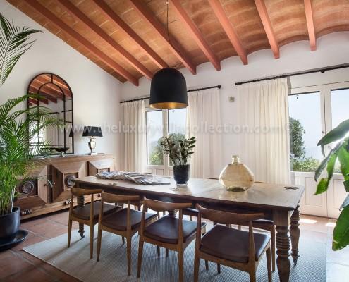 Malaga luxury villa interiors